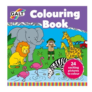 Colouring Book 5 Yaş+