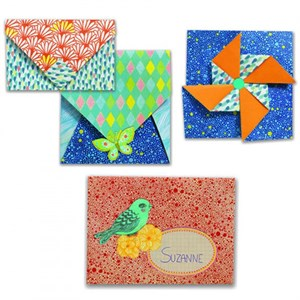 Djeco Origami / Little Envelopes