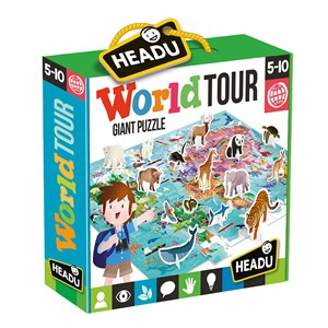 HEADU WORLD TOUR (5-10 YAŞ)