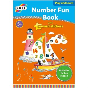 Number Fun 5 Yaş+